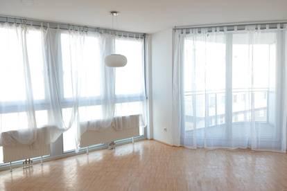 Zweizimmerwohnung mit Loggia in Breitensee