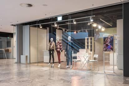 Geschäftsfläche in Salzburger Einkaufszentrum