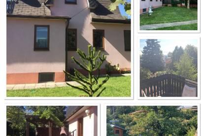 Haus am Schafberg ganzjährig bewohnbar -Terrasse, Balkon und Garten- Besichtigung am 29. und 30. Oktober