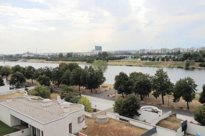 Wohnen direkt an der Donauinsel