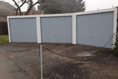 Leonding - Haag: Garage zu vermieten