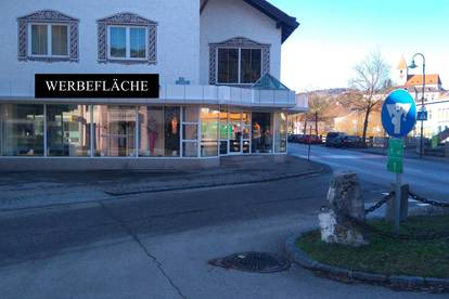 Geschäftsfläche mit BESTLAGE in Kirchberg an der Pielach zu vermieten!