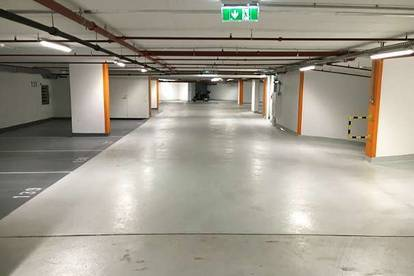 Günstiger Garagenplatz am Hauptbahnhof: 90.-