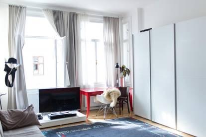 29 m2 Zimmer in voll ausgestatteter WG in 1040 Wien (ab 1.Okt 16)