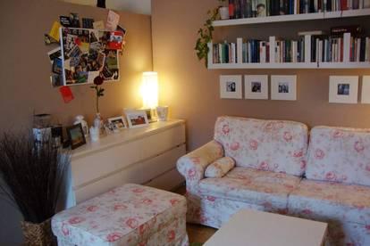 1-Zimmer- Wohnung in Uninähe ab 1.4.2017