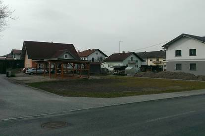Baugrundstück in Mettmach 651m²