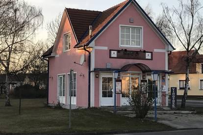 Top Kaffeehaus im Zentrum vom Thermenort Lutzmannsburg