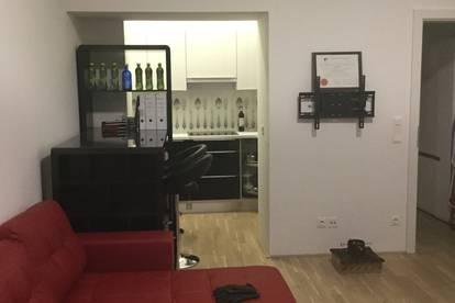 Servitenviertel - NÄHE RING - OHNE PROVISION !!! Möblierte 1,5 Zimmer Wohnung
