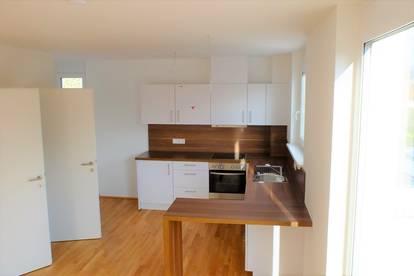 Provisionsfrei! Erstbezug! Lichtdurchflutete 2,5-Zimmer-Wohnung mit großem Balkon, Parkplatz, Keller uvm....