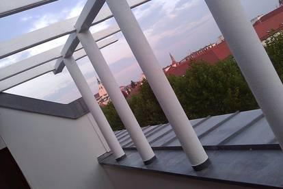 Dachgeschosswohnung in bester Lage - Nähe Donau-Uni