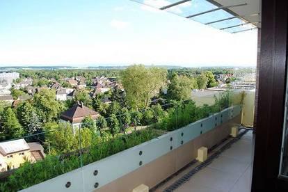 Wohnung in Linz, in ruhiger, sonniger, sehr guter Wohnlage mit Fernblick