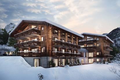 Luxus Chalet Appart Wohnung am Arlberg