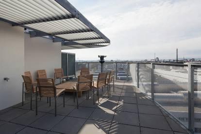 Nachmieter Businessappartement im 10. OG mit Panorama-/Fernblick ab 15.1.17 gesucht - PROVISIONSFREI