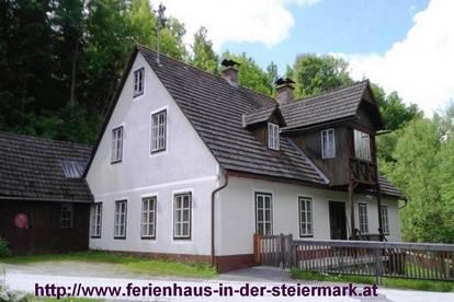 Ferienhaus in der Steiermark zu vermieten