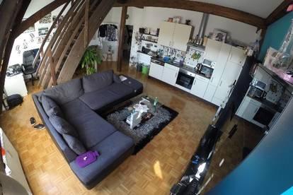 Maisonette Dachgeschosswohnung mit Dachterrasse