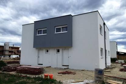 Niedrigenergiehaus - Doppelhaushälfte , Neubau PROVISIONSFREI