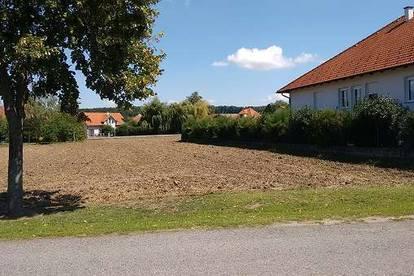 Ruhiges und aufgeschlossenes Baugrundstück in Oberpullendorf! KEINE MAKLERGEBÜHREN