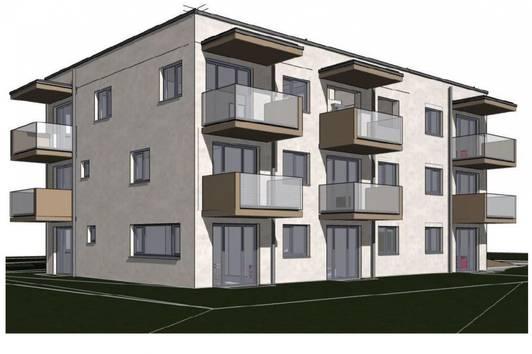Moderne 2-Zimmerwohnung mit Südbalkon - Neubau