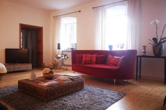 Traumhafte 4-Zimmer Altbaumietwohnung in Salzburgs berühmtester Einkaufsstraße, der Getreidegasse!