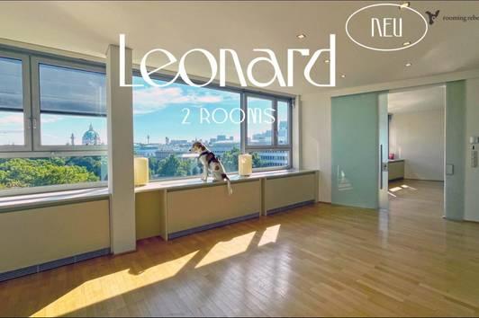 LEONARD 2 ROOMS...dein Wunschkonzert