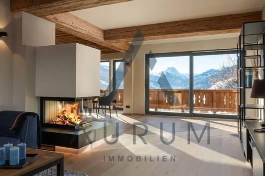 Tiroler Landhaus mit Panoramablick ins Spertental