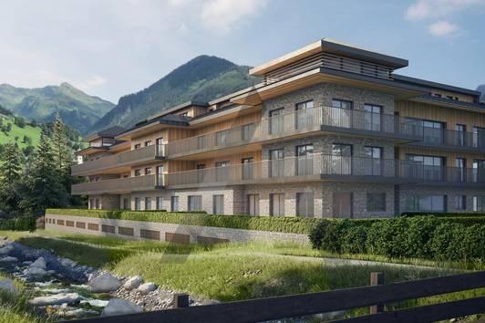 Neubau RIVERSIDE: 2-Zimmer Wohnungen in ruhiger Lage