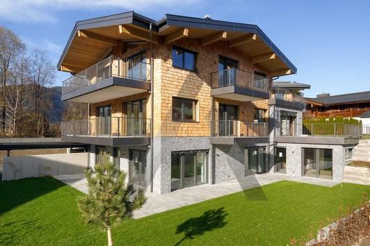 Exklusives Wohnhaus mit 4 Einheiten am See (alle vermietet)