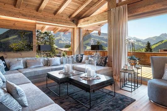 Exklusives Chalet in sonniger Panoramalage