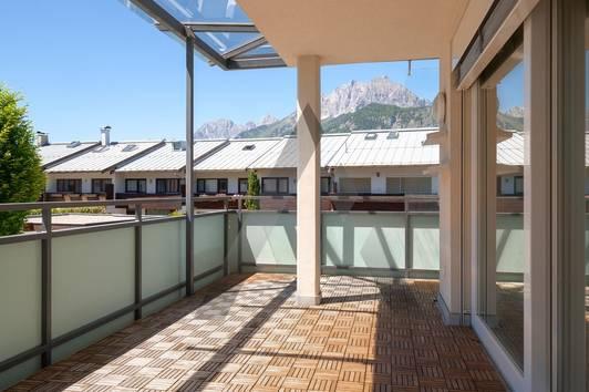 Gemütliche Wohnung mit Sonnenterrasse & Bergblick