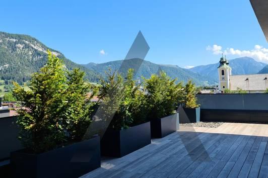 Penthousewohnung mit Dachterrasse & Panoramablick
