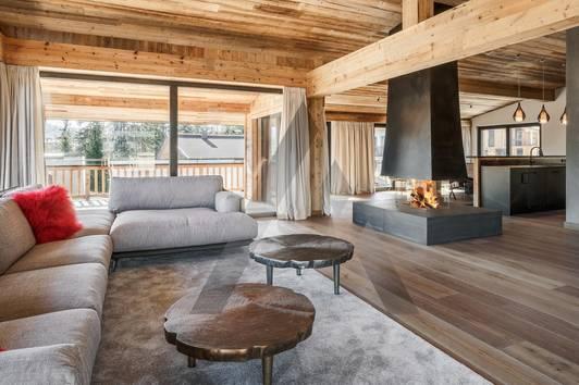 Neubau Chalet in sonniger Ruhe- & Panoramalage