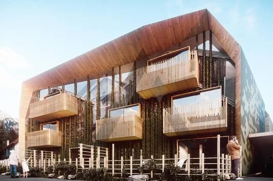 Hochwertige Neubauwohnungen in Zentrumsrandlage