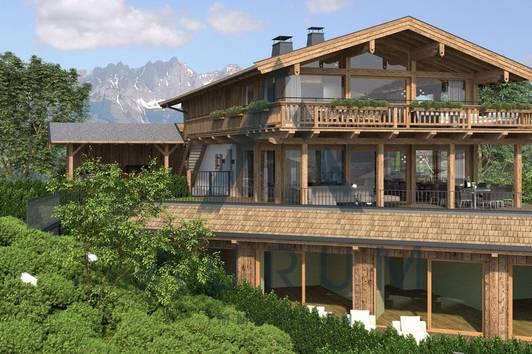 Exklusive Neubau-Wohnungen mit Kaiserblick