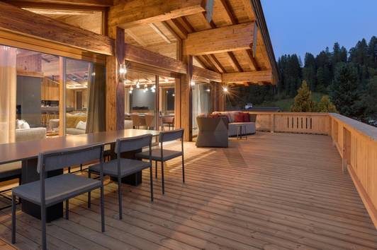 Trinity Lodges - Einmaliges Penthouse in ruhiger Aussichtslage