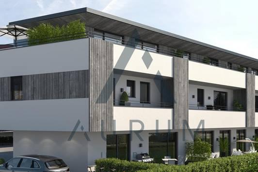 Ruhige, zentrale Neubauwohnung mit Kaiserblick