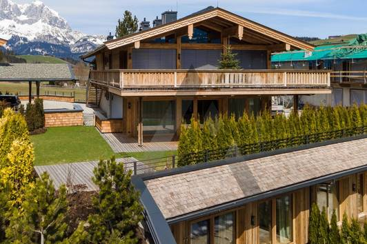Exklusive Neubauwohnung im edlen Design