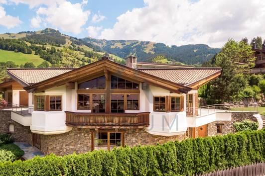 Tiroler Landhausvilla in ruhiger Bestlage