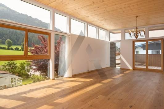 Sonnige 3-Zimmer-Wohnung mit Panoramablick