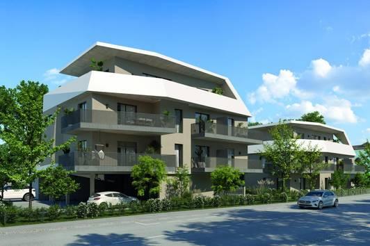 Twin Homes - Traumhaft Wohnen mit großer Außenfläche