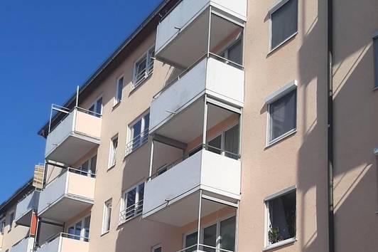 Helles, freundliches Appartement in Salzburg-Schallmoos