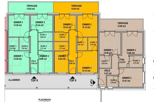 2 Zimmer Wohnung (Top 11)
