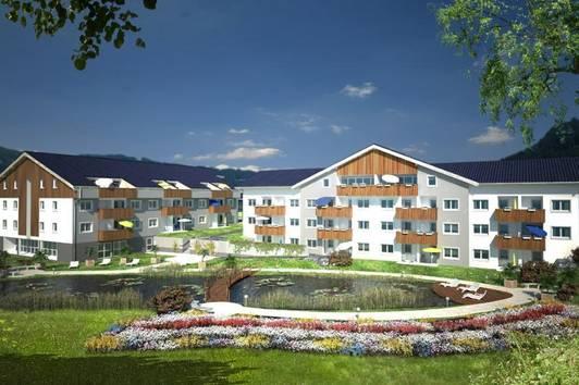 INVESTITION ZUKUNFT Senioren Residenz, Neubau, 60 Wohneinheiten Top Rendite - SALZBURG - RANDLAGE