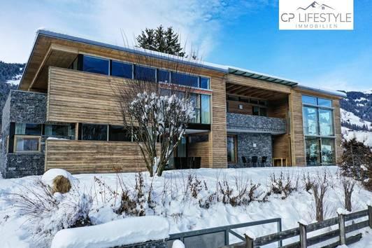 Gartenwohnung in exklusivem Mehrfamilienhaus mit 3 Einheiten - Westendorf