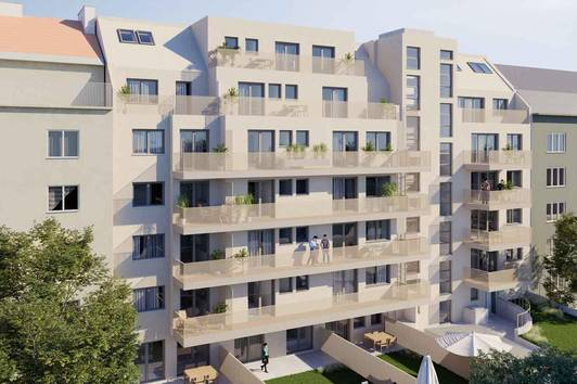 SIGA58 - provisionsfreier 3-Zimmer Erstbezug Nähe Alter Donau / Top 14