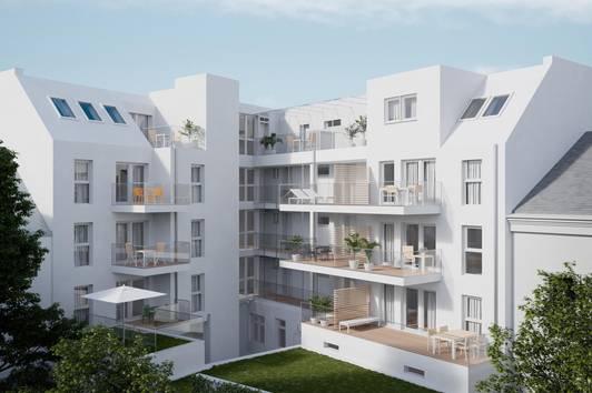STADLAU Dachgeschoss Wohnung mit Terrasse ERSTBEZUG + PROVISIONSFREI