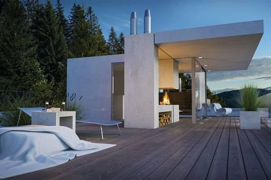 Luxuspenthouse in MILLSTATT mit einzigartigem Seeblick und Privatpool am Dach