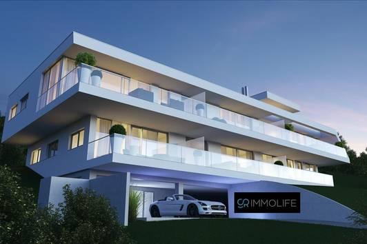 Neubauprojekt in MILLSTATT mit unverbaubarem SEEBLICK