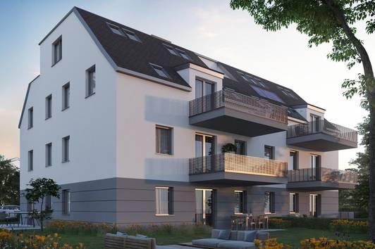Wohnen im Grünen in Floridsdorf – Erstbezug im Neubau ab April 2021