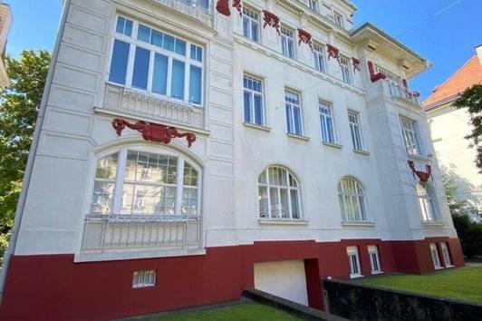 Atemberaubende Jugendstil-Villa im noblen Cottage-Viertel Hietzing
