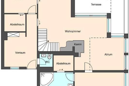 Maisonette - Eckwohnung mit 5 1/2 Zimmern und zwei Terrassen im 2.OG und DG | sofort verfügbar!